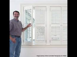 Shutter Blinds Diy Diy Indoor Shutters Good I Bought Shutters Like This From Habitat