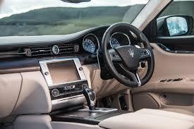 maserati quattroporte 2015 interior driven the maserati quattroporte s velvet magazine