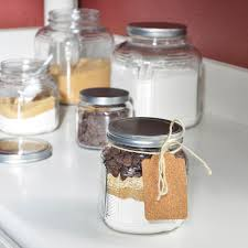 what to put in kitchen canisters amazon com anchor hocking 2 quart cracker jar with brushed