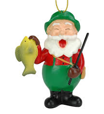Santa Claus Christmas Tree Decorations by Tree Buddees Funny Christmas Ornaments