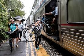 Amtrak Interactive Map by Biking Carolina