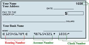 hometrust bank routing numbers