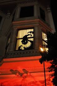Glow In The Dark Halloween Window Decorations by Halloween Window Decorations Pictures Photos And Images For