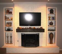 Home Design Network Tv White Painted Fireplaces Brick Home Design New Luxury At White