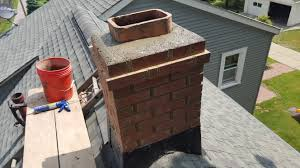 masonry repair chimney work sheffield lake oh