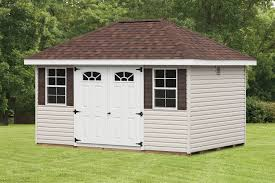 Arched Cabins by Mini Barn U0026 Hip Roof Sheds Cedar Craft Storage Solutions