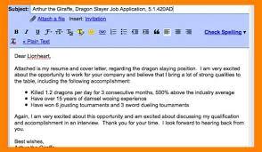 Subject For Sending Resume To Company 8 How To Write A Mail For Sending Resume Riobrazil Blog