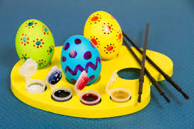 best easter egg coloring kits crafts paas easter eggs