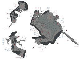 Dark Souls Map Road Of Sacrifices Dark Souls 3