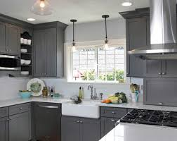 light grey grey kitchen cabinets with white countertops 5 charming grey kitchen cabinets with white countertops