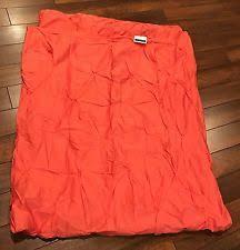 West Elm Organic Duvet West Elm Pintuck Bedding Ebay