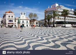portugal resort town of cascais camara municipal square hotel
