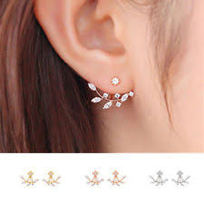 ear cuffs uk gold plated cuff costume earrings ebay
