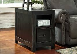 ashley gavelston end table star furniture gavelston chair side end table