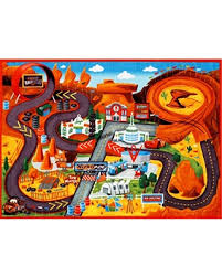 Cars Area Rug Don T Miss This Deal On Disney Cars Play Rug Lightning Mcqueen