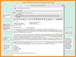 how to write a email cover letter sample e mail cover letter
