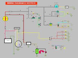 28 wiring diagram kelistrikan vespa super wiring diagram