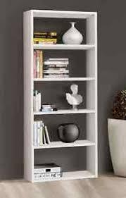 scaffale porta cd libreria scaffale porta cd porta dvd bianco frassinato 5 elementi