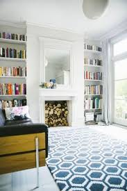 Fireplace Bookshelves by If I Ever Have To Do This Again The Different Shelving Love It