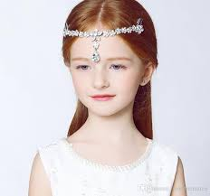 forehead headbands 2017 clear princess forehead chain between the brows