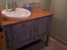 Dresser Style Bathroom Vanity by Repurposing Furniture New Uses For Old Sideboards Blissfully