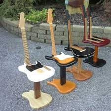 guitar chairs these are cool pinteres