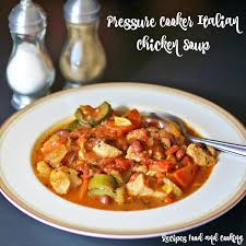 Italian Soup by Cooker Italian Chicken Soup
