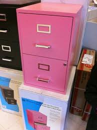 Pink Filing Cabinet File Cabinet Ideas Office Supplies Buyer Protection