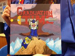 graduation cap covers i saw my friend s graduation cap decoration and told i d post