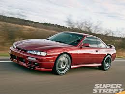 modified nissan 240sx 1998 nissan 240sx specs and photos strongauto