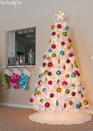white christmas trees white christmas tree our big christmas tree 2013