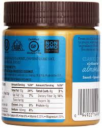 barney butter almond butter smooth 10 ounce amazon com grocery