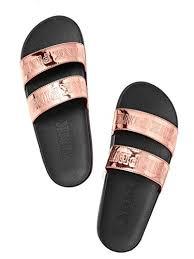 pink slides s secret pink sport slides