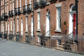 typical british houses stock photo getty images