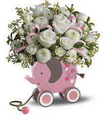 baby flowers new baby flowers delivery gautier ms flower patch florist gifts