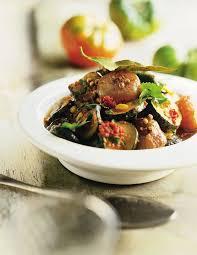 oignon blanc cuisine recette courgettes et petits oignons à la crétoise