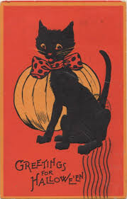 516 best cards halloween vintage images on pinterest vintage