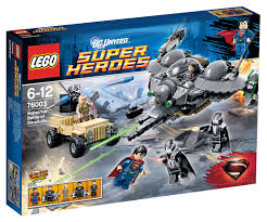 lego 76003 lego dc universe super heroes superman battle of