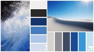 palette de couleur pour cuisine quelle couleur cuisine palette de couleur bleue de noir foncé