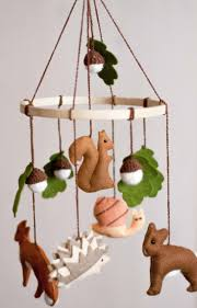 Diy Nursery Decor Pinterest by Best 25 Woodland Mobile Ideas On Pinterest Woodland Creatures