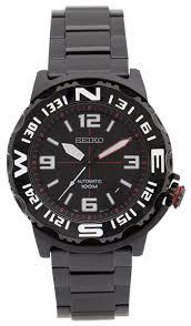 black bracelet mens watches images Srp447k1 seiko watches wholesale spring garden jpg