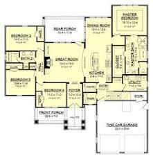 House Plans Open Concept Open Floor Plan Home Ideas Pinterest Open Floor House And