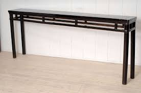simple long narrow console table long narrow console table