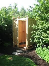 Outdoor Shower Cubicle - 71 best outdoor cottage showers images on pinterest outdoor