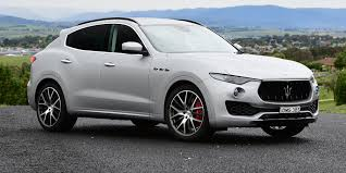 white maserati truck maserati levante s pricing and specs