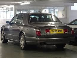 bentley arnage t used bentley arnage saloon 6 8 t 4dr in keighley west yorkshire