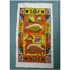 modern kitchen towels georges briard modern roosters print kitchen towel from