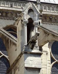 flying buttress hd photo of gargoyle on flying buttress at notre dame page 21