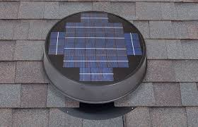 natural light solar attic fans protect your home and save you money