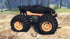 lexus monster truck veyron ss monster truck for spin tires